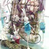 豊田信用金庫(名東支店)9月の作品展です