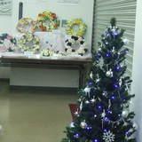 豊田信用金庫 名東支店「クリスマス・展示会」