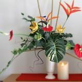 極楽・娯楽教室 Flower & Craft からのお知らせです...(*^-^*)