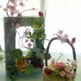 極楽・娯楽教室 Flower & Craft  からの大切なお知らせです...(*^-^*)