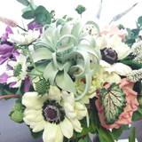極楽・娯楽教室 Flower&Craft フラワー4のお知らせです。