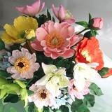 極楽・娯楽教室 Flower&Craft 年末年始のお知らせです。