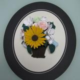 極楽・娯楽教室 Flower&Craft生徒様の作品です。